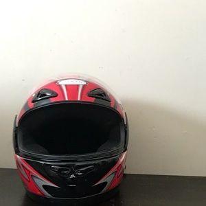 THH Helmet Other - A Motorcycle Helmet